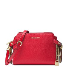 Kabelka Michael Kors Bristol Leather Messenger