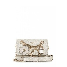 Kabelka Guess Hadley Chain Crossbody Python