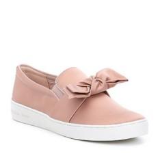 Boty Michael Kors Willa Satin Slip-On Sneaker soft pink