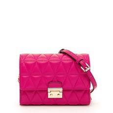 Kabelka Michael Kors Ruby Medium Clutch ultra pink