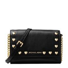Kabelka Michael Kors Heart Medium Clutch