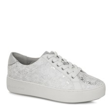 Obuv Michael Kors tenisky Poppy Floral Metallic Pattern Lace Up