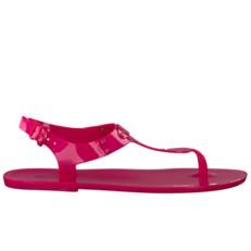 Sandálky Michael Kors Jelly Flat růžové