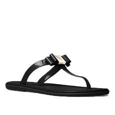 Sandálky Michael Kors Caroline Jelly černé